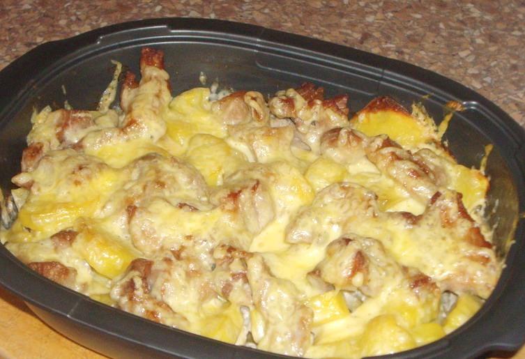 Картошка в сметане в духовке рецепт с фото пошагово и видео - 1000.menu