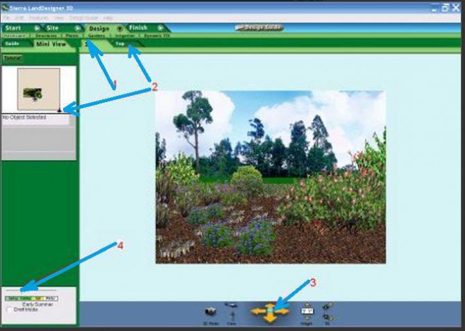 Программы для планировки участка | проектирование и ландшафтный дизайн