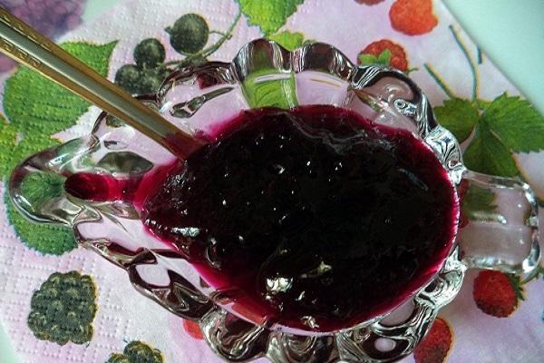 Топ 10 рецептов желеобразного варенья из черной смородины на зиму