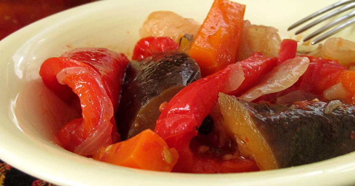 Классический рататуй в духовке – 9 пошаговых рецептов