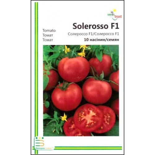 Томат солероссо f1: описание и отзывы