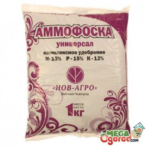 Аммофос: описание удобрения и инструкция по применению