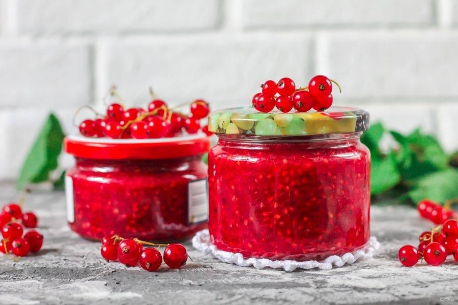 16 лучших рецептов приготовления заготовок из красной смородины на зиму