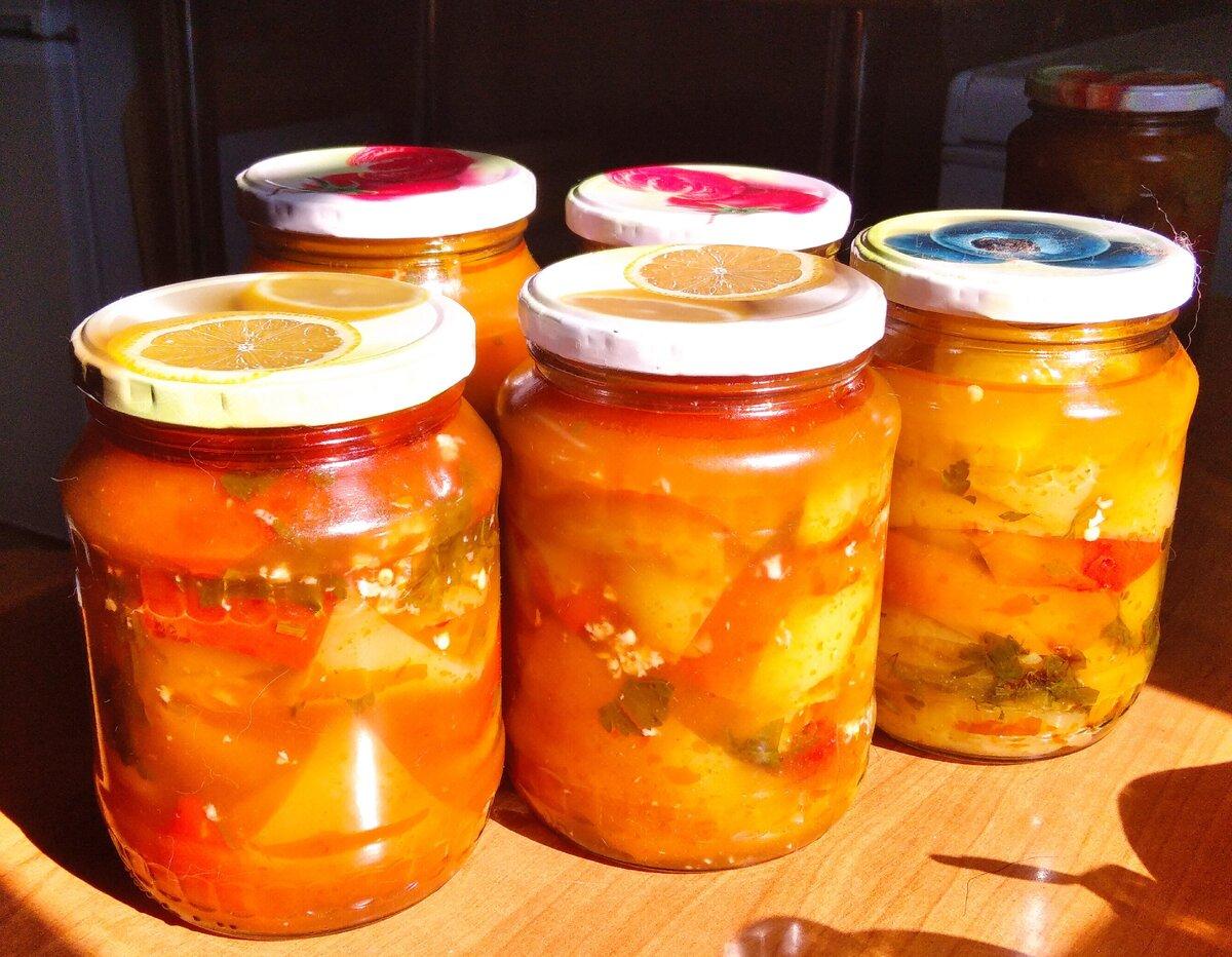 Топ 11 рецептов приготовления болгарского перца с чесноком на зиму