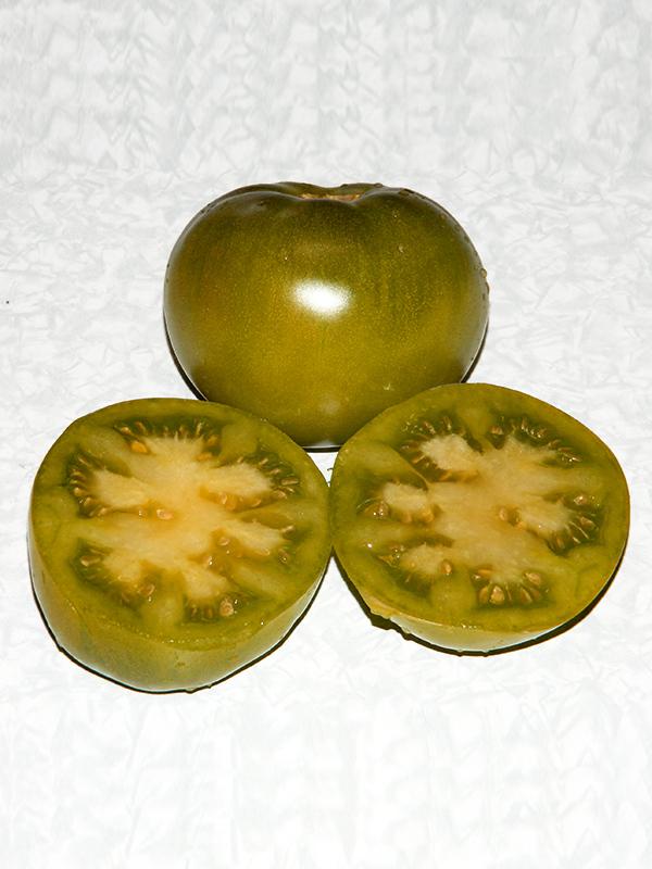 Сорта зеленых помидоров с описанием и фото