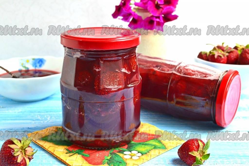 Малиновое варенье на зиму - 5 лучших рецептов варенья из малины