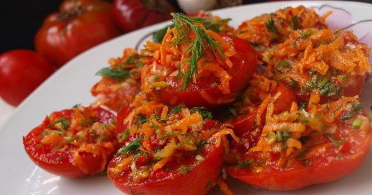 Рецепты помидоров по-корейски: заготовки на зиму быстрого приготовления и самые вкусные рецепты закусок