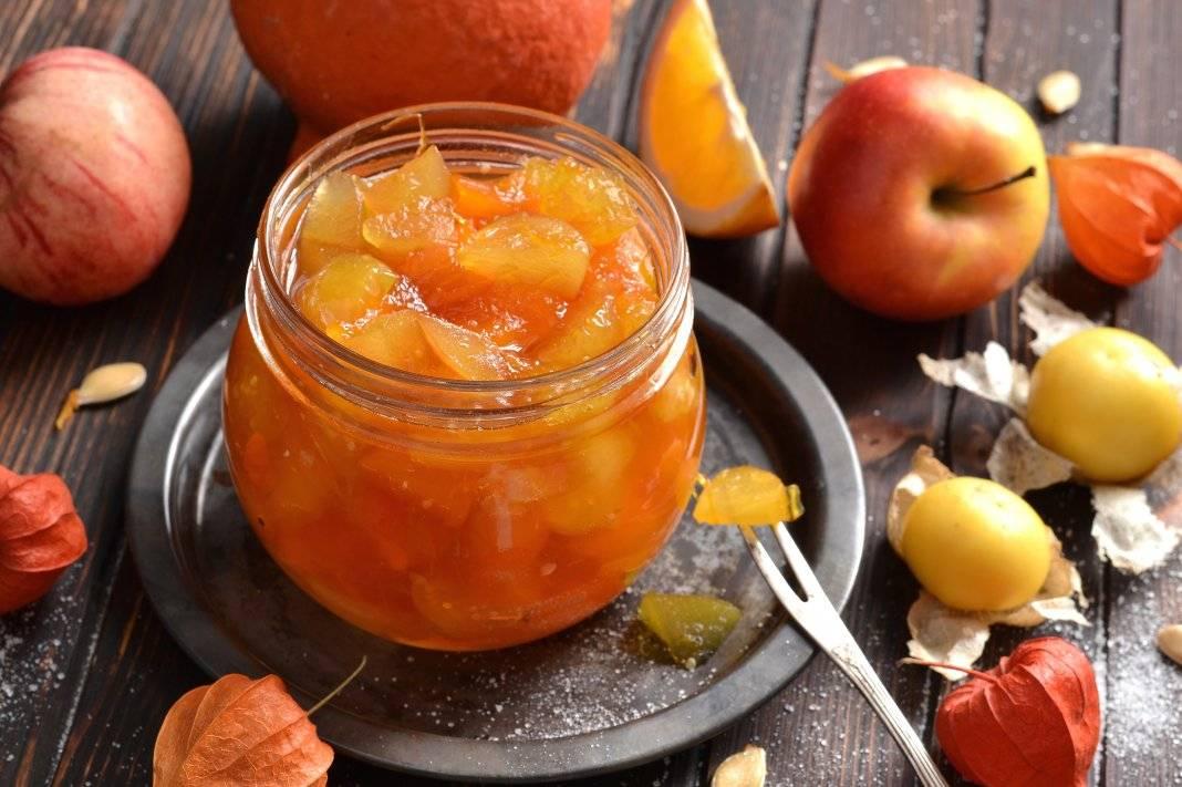 Варенье из яблок на зиму: густое, прозрачное, дольками, самые лучшие рецепты