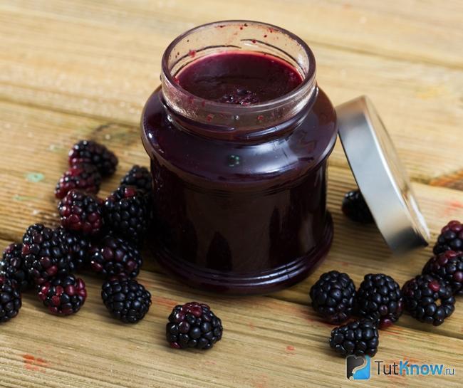 Ежевика на зиму: 16 рецептов заготовок » сусеки