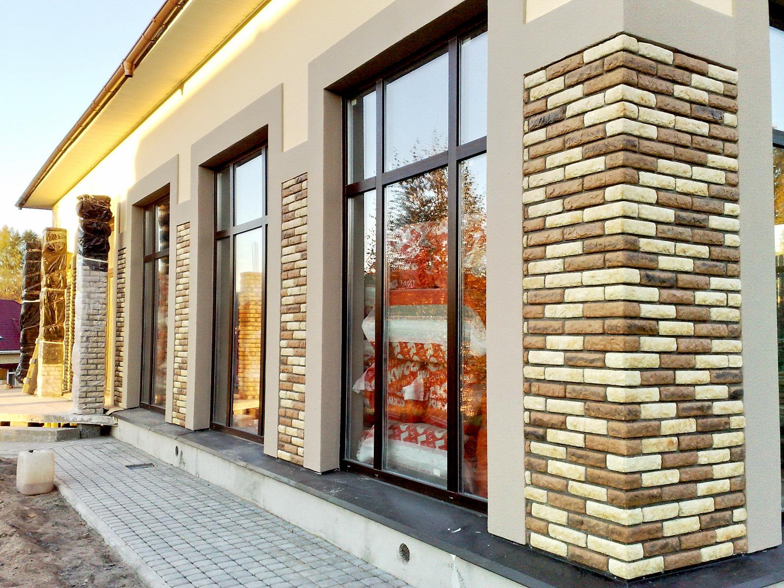 ➤ наружная отделка дома, выбор материалов и этапы | мы строители ✔1