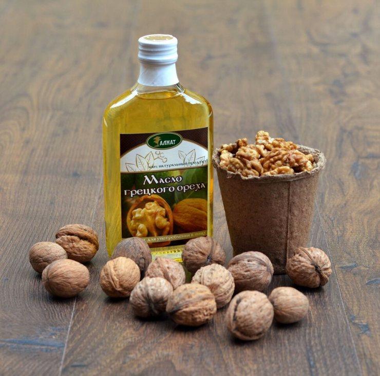 Грецкие орехи: питание для мозга и сердца