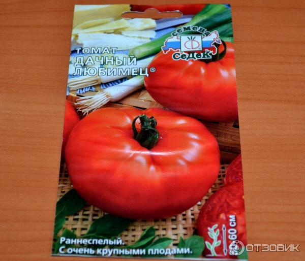 Характеристика томата Дачный любимец и выращивание сорта