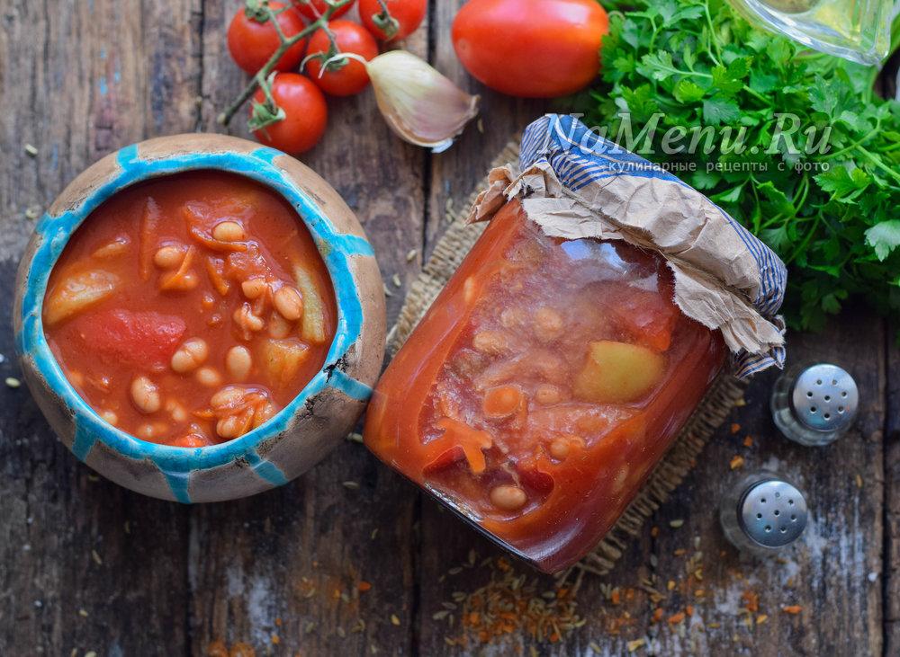 Консервируем фасоль с овощами на зиму: 6 рецептов, которые выручат зимой — и в суп, и на гарнир