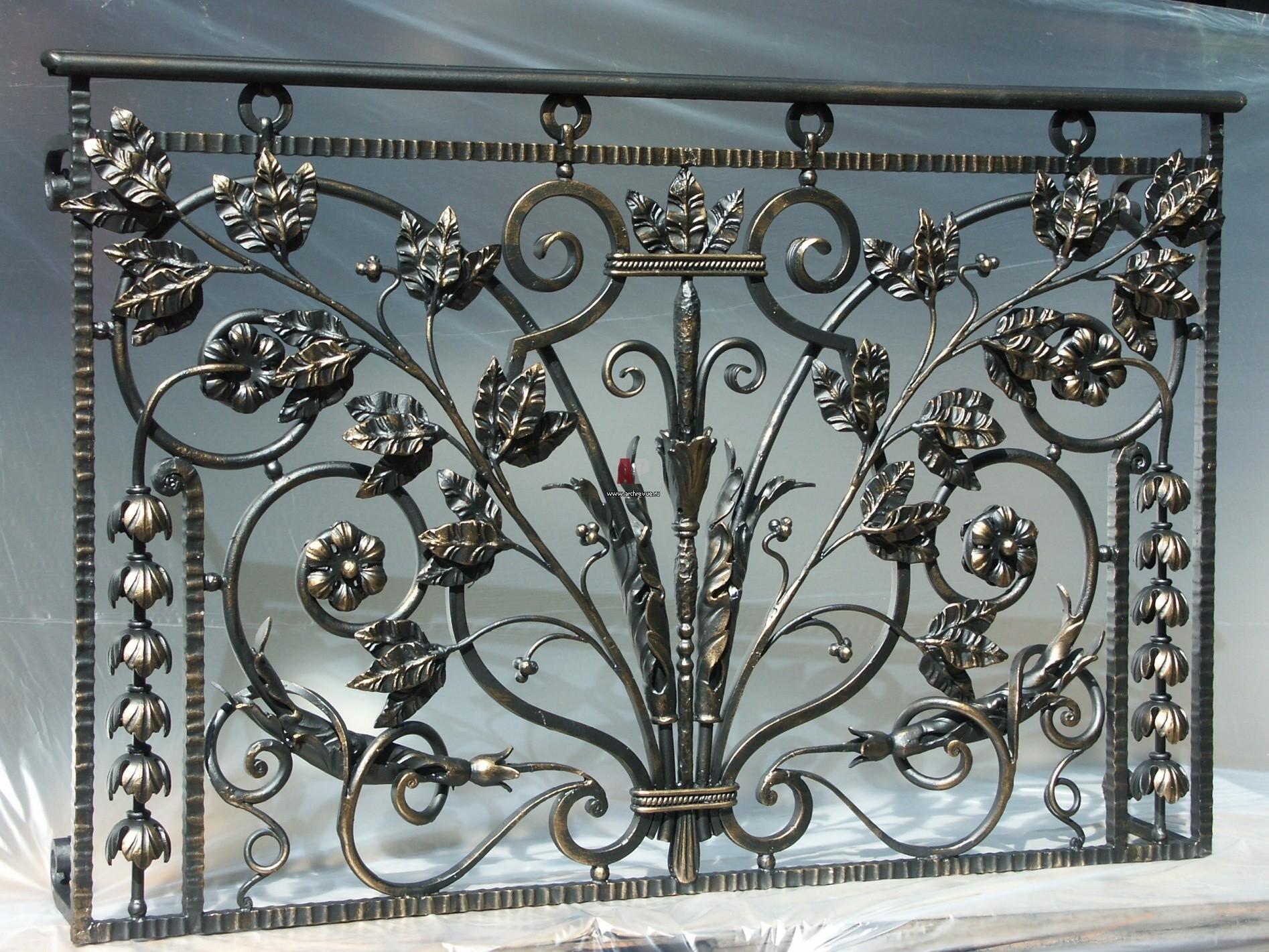 Создание кованых узоров: образцы орнаментов для металлических изделий