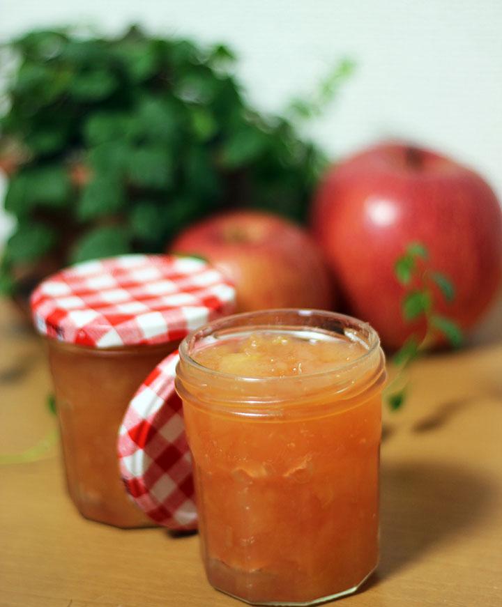 Как варить джем из яблок в домашних условиях - рецепты вкусного яблочного джема на зиму