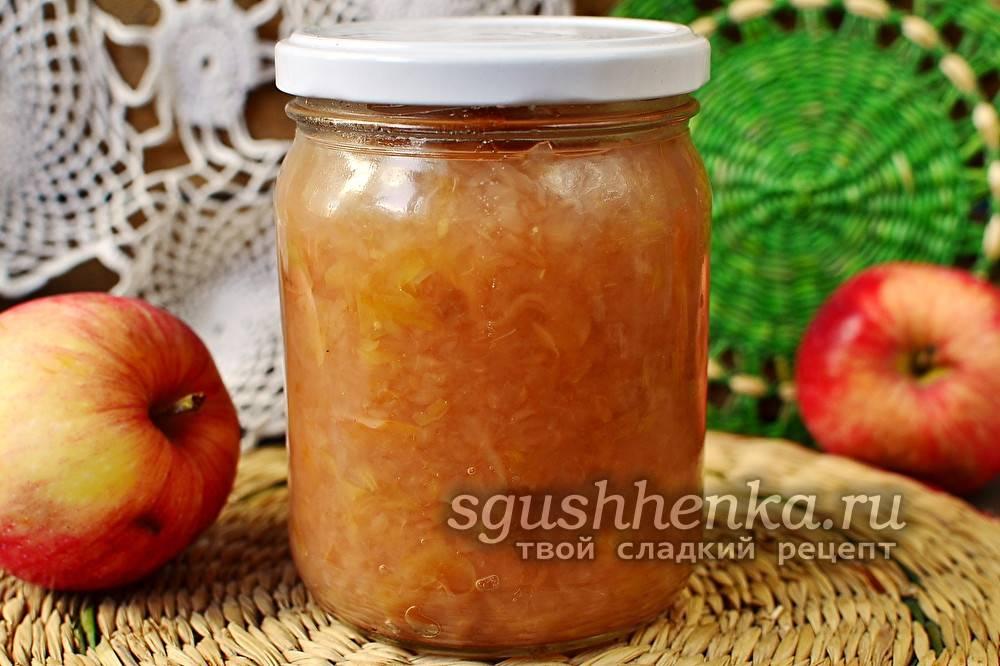 Прозрачное варенье из яблок на зиму. 4 простых и быстрых рецепта в домашних условиях
