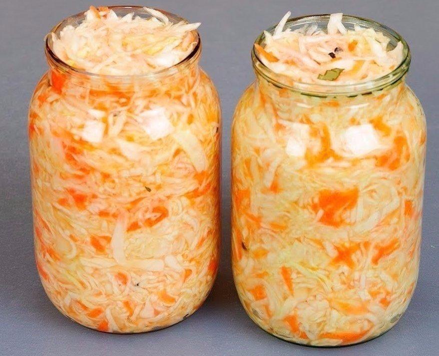Квашеная капуста на зиму — 6 классических рецептов капустной заготовки