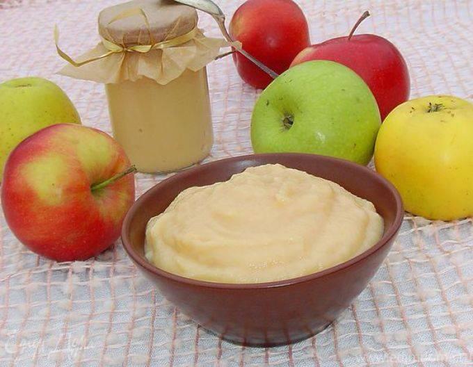Как сварить яблочное пюре в домашних условиях