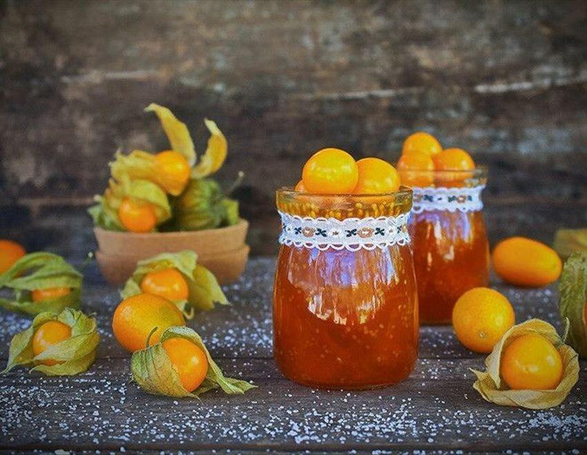 Что приготовить из физалиса — рецепты в домашних условиях на зиму