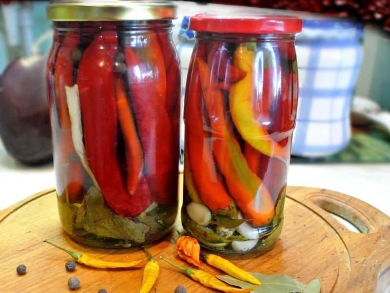 Как заготовить острый красный перец на зиму: рецепты и советы