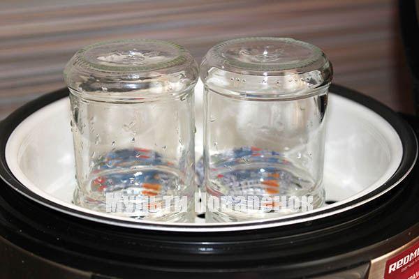 Правильная стерилизация банок в микроволновке