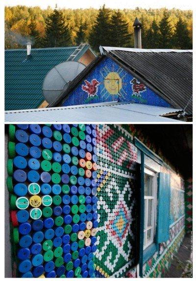 Дизайн дома снаружи (90 фото): покраска фасада частного коттеджа, красивый фасадный декор для наружной отделки