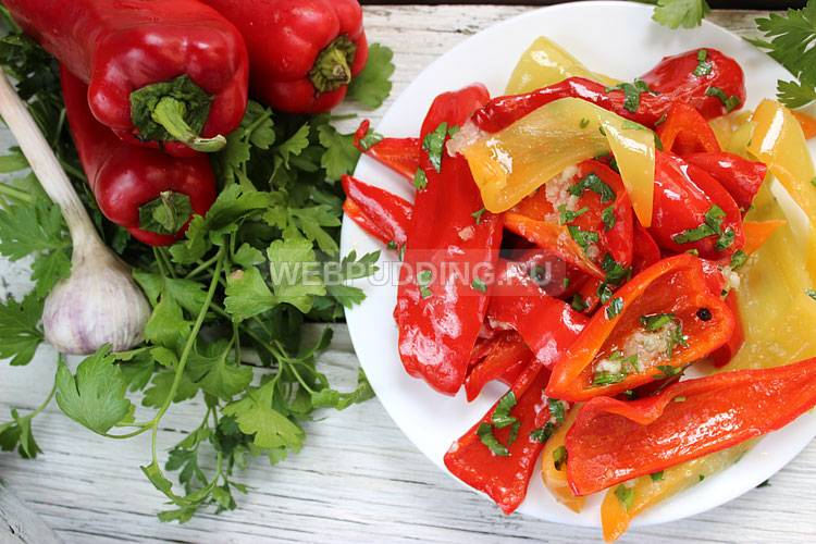 Маринованный перец - рецепты заготовок