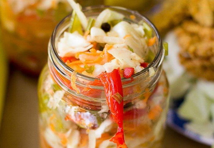 Маринованная капуста на зиму: 16 рецептов заготовок » сусеки