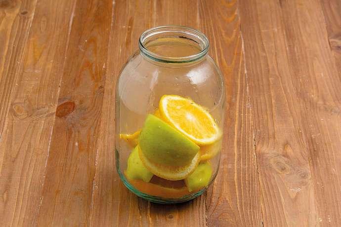 Рецепты компота из яблок на зиму в банках 3 литра без стерилизации