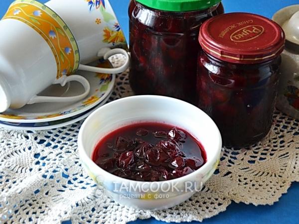 Простые рецепты варенья из красной и черной черемухи на зиму, с косточками и без
