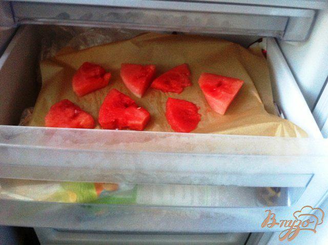 Как вкусно заморозить арбуз на зиму в домашних условиях и можно ли