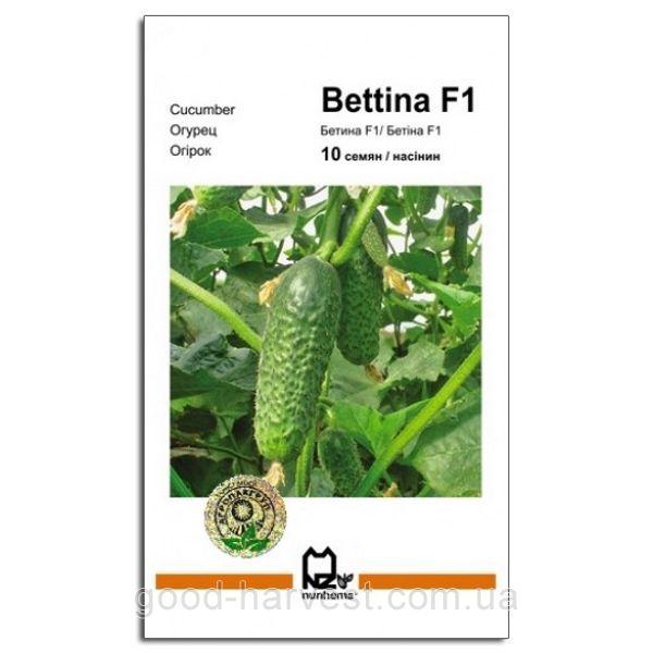 Огурец беттина f1: характеристика и описание гибридного сорта с фото