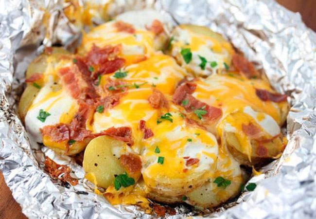 Картофельная запеканка с фаршем в духовке – 9 самых простых и вкусных рецептов
