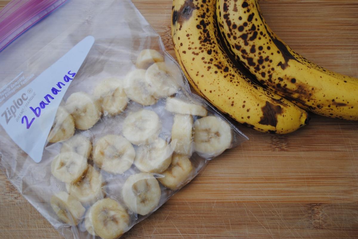 Замороженные бананы: как и зачем замораживать бананы в морозилке - сусеки