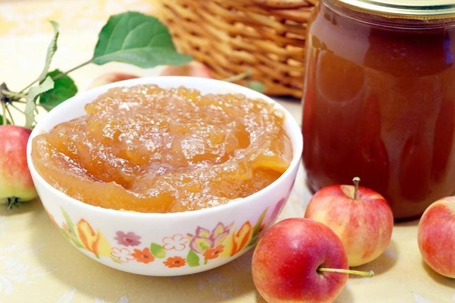 Джем из яблок и груш на зиму: 7 лучших рецептов приготовления конфитюр