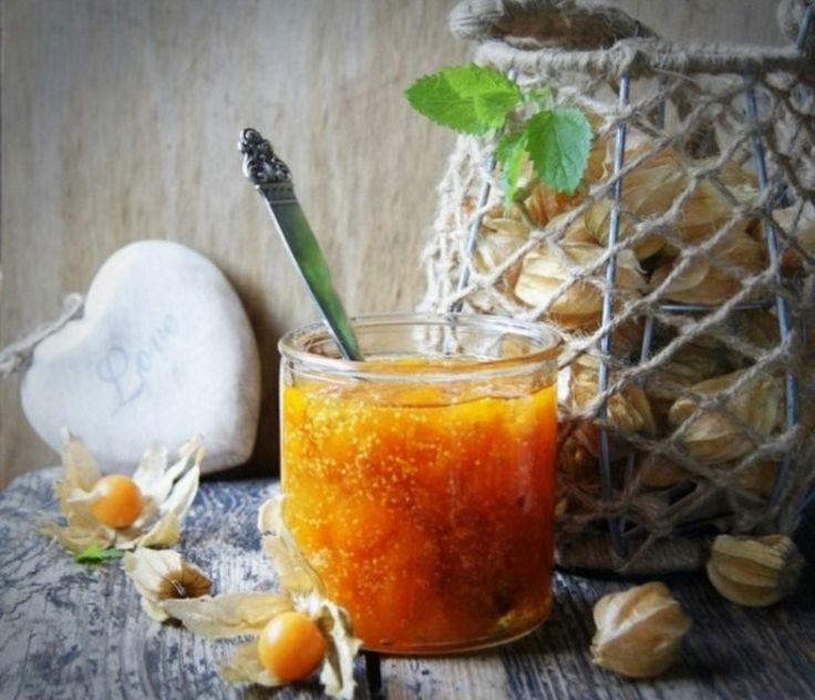 Варенье из физалиса на зиму: рецепты приготовления с фото