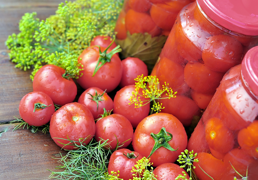 Консервация помидоров: как выбрать подходящие сорта