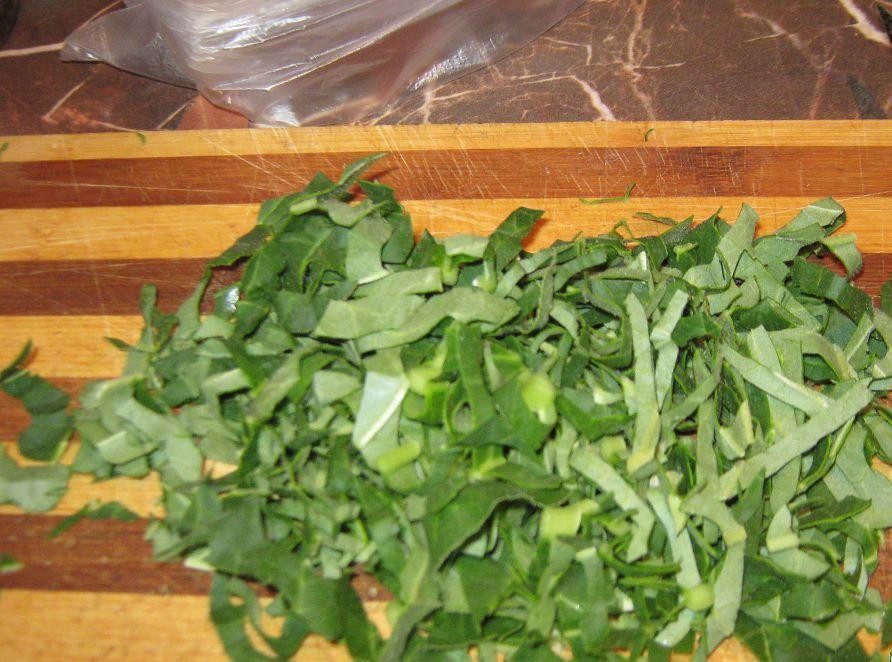Пошаговые рецепты заготовки шпината на зиму в домашних условиях