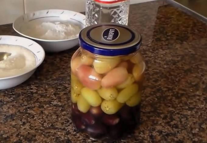 Вкусный виноград на зиму: 18 удачных рецептов