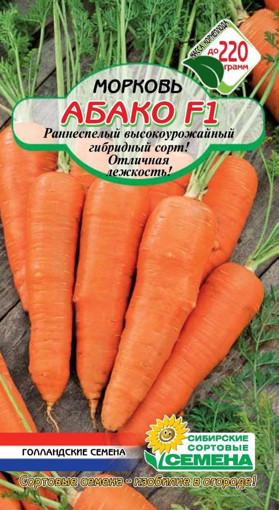 Морковь абако f1: описание и характеристика сорта, проращивание семян и посев, сроки созревания и сбор урожая, возможные вредители и болезни