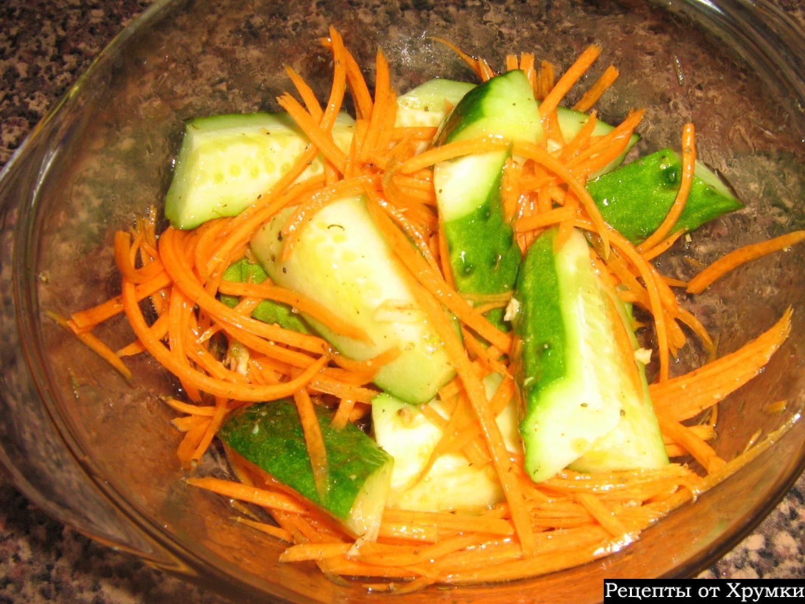 Огурцы по-корейски - самый вкусный рецепт быстрого приготовления на зиму