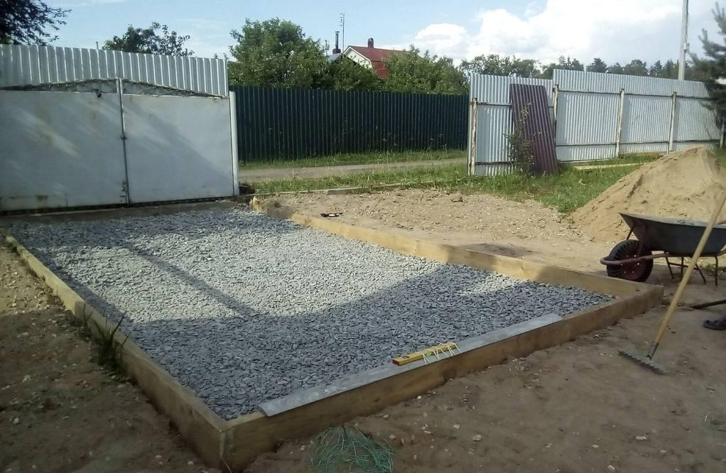 Парковка на даче: дизайн постройки и прокладка коммуникаций (105 фото)