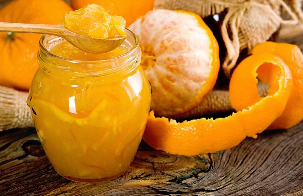 Варенье апельсиновое: 20 самых вкусных пошаговых рецептов на зиму с фото