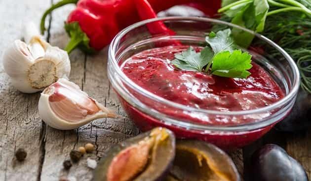 15 классических рецептов приготовления соуса ткемали из слив на зиму в домашних условиях