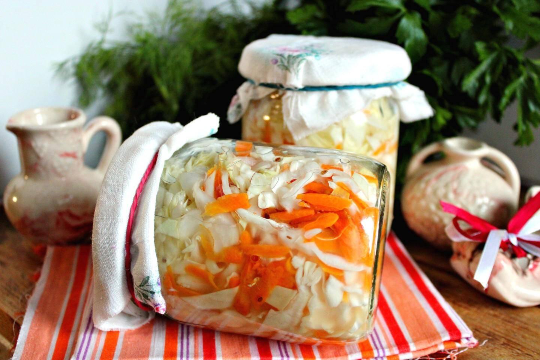 Заготовки из капусты на зиму: «золотые рецепты»