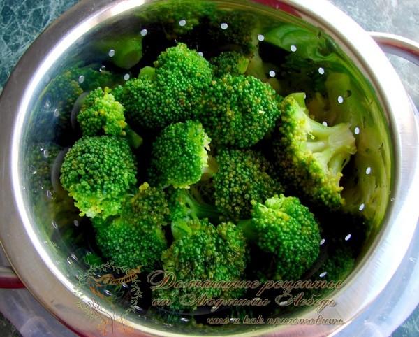 Заготовки из капусты брокколи на зиму: лучшие рецепты