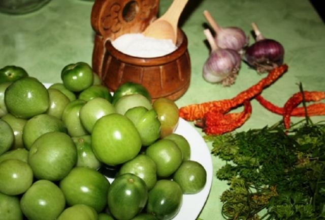 Аджика из зеленых помидор на зиму «объедение»: очень вкусные рецепты