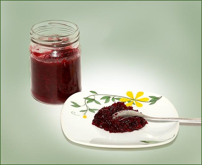 Желейный джем из красной смородины –  очень вкусный рецепт