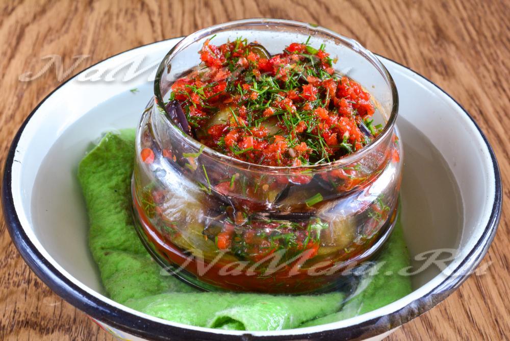 Тещин язык из баклажанов - как приготовить на зиму по пошаговым рецептам с фото