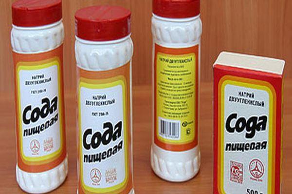Сода от гусениц на капусте - правила и способы применения
